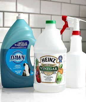 Dawn Vinegar 1 Bottle Magic In A Bottle Cleaning