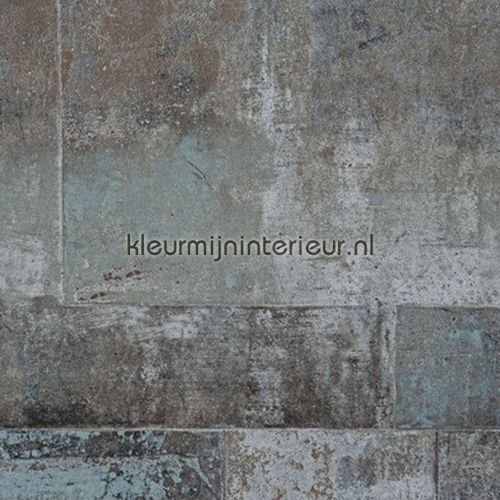 Metal-concrete look 47210 | behang Eye van BN Wallcoverings | kleurmijninterieur.nl