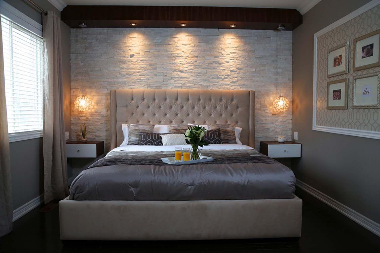30 Small yet amazingly cozy master bedroom