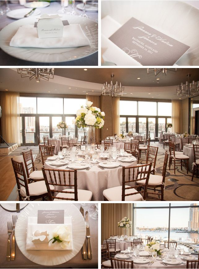 Shannon And Andrew Get Married At Four Seasons Hotel Baltimore
