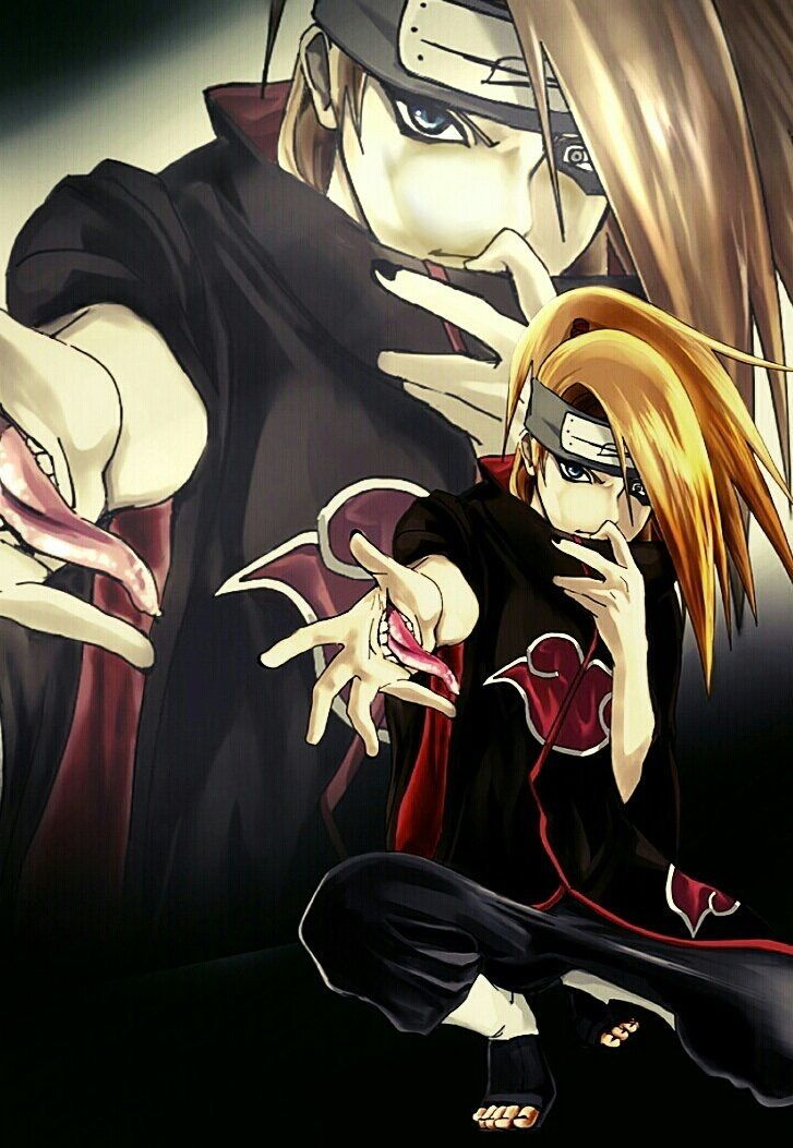 Deidara DEIDARA!!! ️ ️ Pinterest Naruto, Naruto