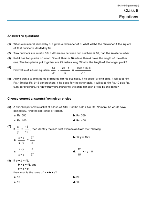 year 8 maths worksheets equations k5 worksheets math worksheets for kids year 8 maths. Black Bedroom Furniture Sets. Home Design Ideas
