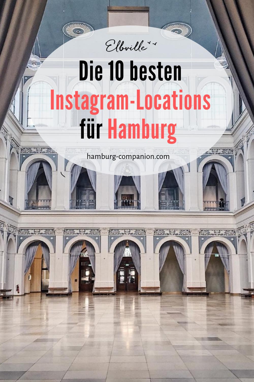 Hier erfährst Du, wo sich die 10 besten Instagram Hot Spots und Foto Locations von Hamburg befinden. Tipps für Instagrammable Places, von denen du immer schon mal wissen wolltest, an welchen geheimen Orten sie sich verstecken...