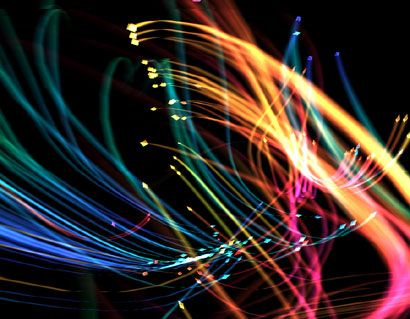 Rave Different Colours Abstract Abstract Wallpaper Glow Sticks Firefly