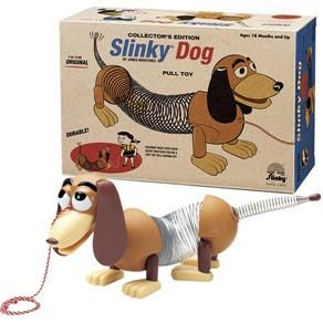 Slinky Dog - Been looking all over for this one to pin ! I loved my slinky dog !