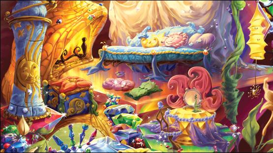 Tinkerbell Kinderzimmer ~ Tinkerbell house inside google search pin1 pinterest