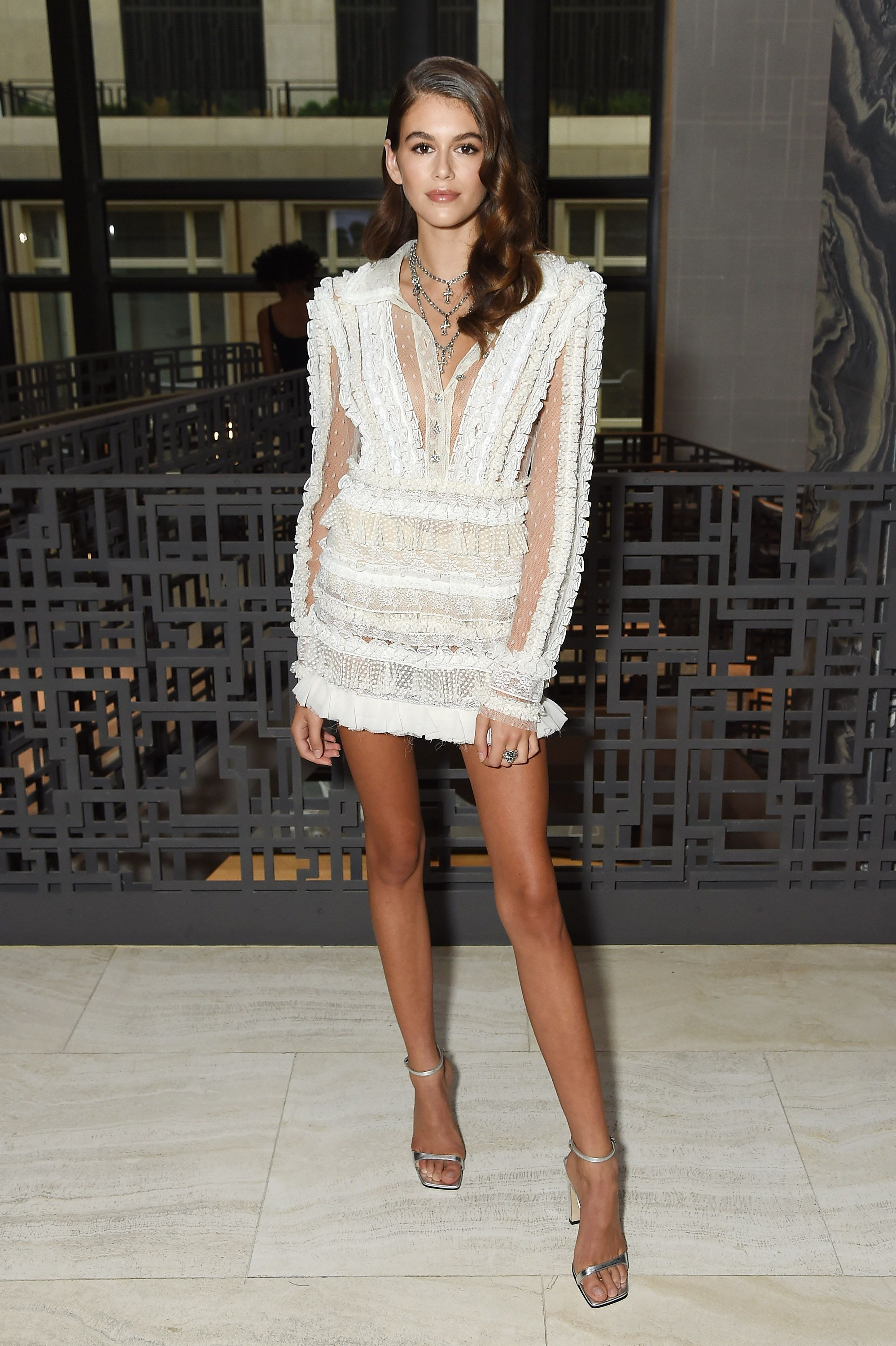 timeless design c0522 4bae5 Every One Of Kaia Gerber s High-Fashion And Effortlessly Cool Looks