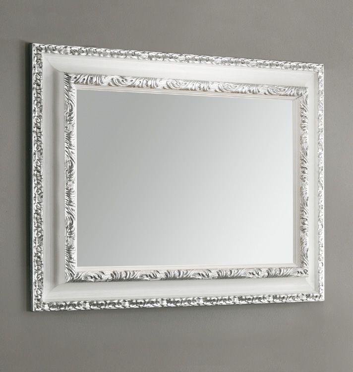 Eban specchio marika vetro e legno su composiozioni mobili bagno - Mobili bagno eban ...