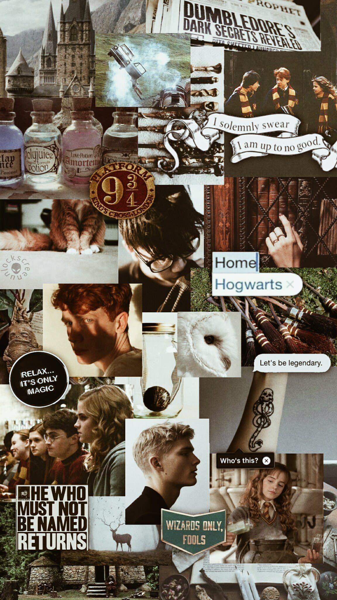 ˏˋ ĸcceғlawleѕѕ ˎˊ Harrypotter Harry Potter Wallpaper Harry Potter Background Harry Potter Tumblr