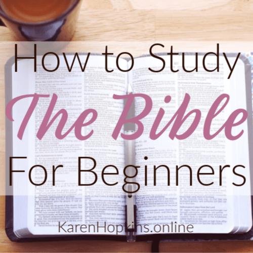 Best Free Bible Study Apps for Women - Karen Hopkins Online | Pastor
