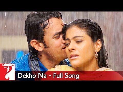 Dekho Na Song Fanaa Aamir Khan Kajol Bollywood Movie Songs Songs Sunidhi Chauhan
