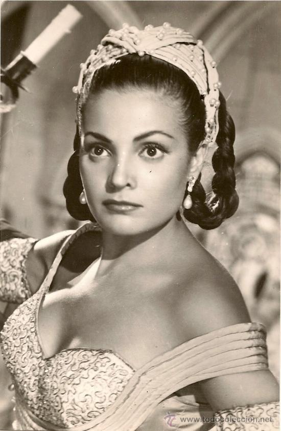 Carmen Sevilla Actriz Espanola Que Actuo En El Cine Mexicano Carmen Sevilla Cine De Oro Mexicano Actriz De Cine