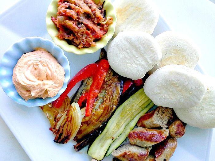 Ina Garten Roasted Eggplant Summer Meal Via Club Narwhal