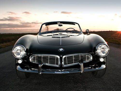 1957 BMW 507  One of my favorites    Cars   Pinterest   BMW  Cars     Vehicle      1957 BMW 507