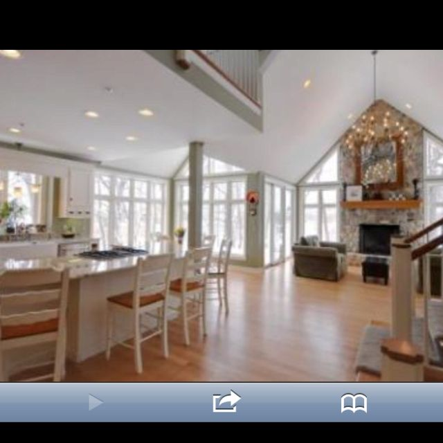 Great Kitchen/ Hearth Room
