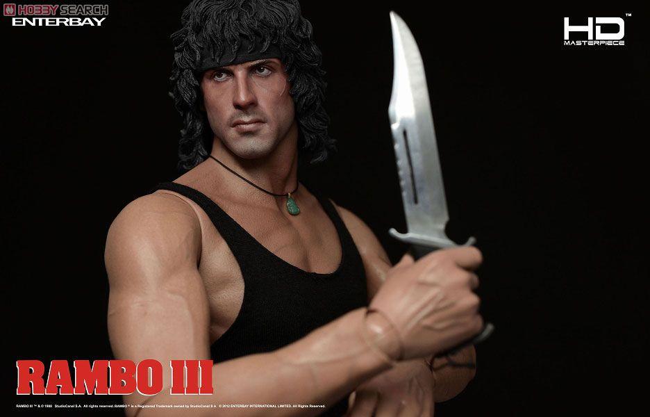 John Rambo - Enterbay HD master piece