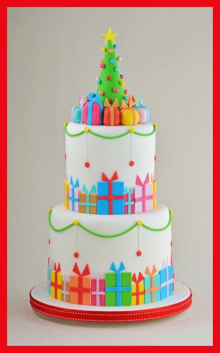Weihnachten Torte | Lebensmittel Rezepte Kuchen etc ...