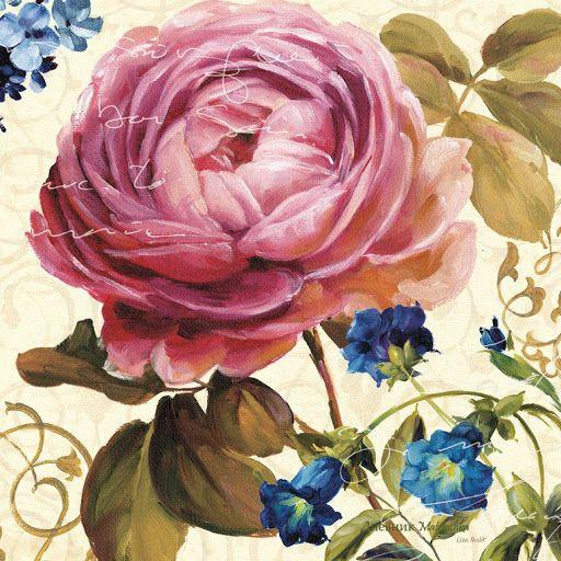 Antique Passion-Láminas Antiguas,Vintage,Retro...y manualidades varias: Ganas de Primavera