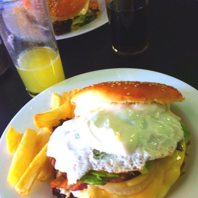 Mi ultimo almuerzo rancio de enero
