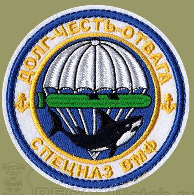 4th Pacific Fleet Special Forces squadron Russia