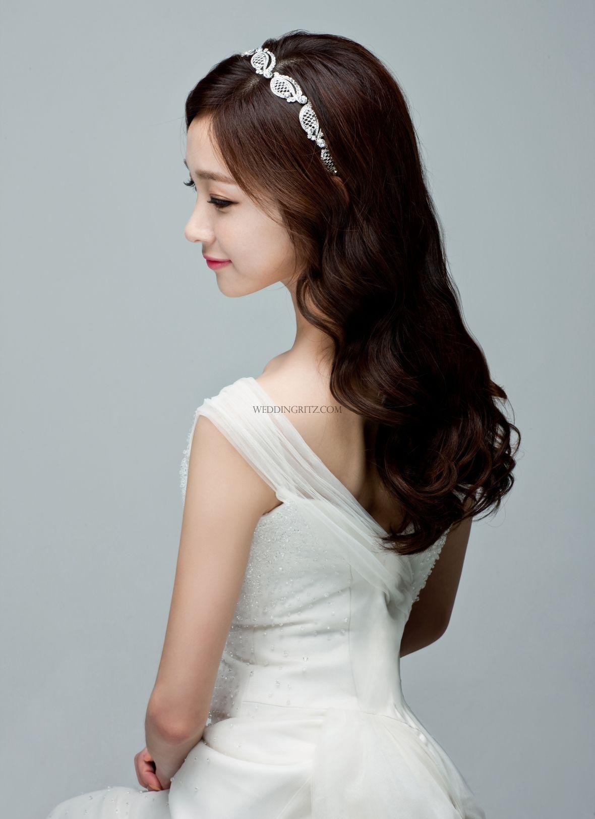 the jay salon in korea hair & makeup sample | korean bridal