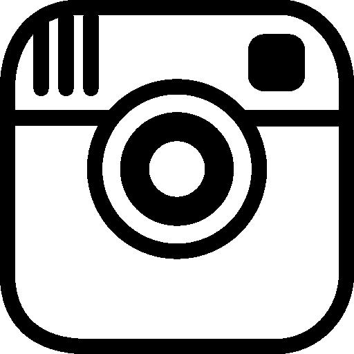 Instagram Photo Camera Logo Outline Free Vector Icons Designed By Coucou Icono De Cámara Logotipo De Instagram Dibujos Para Dibujar Kawaii