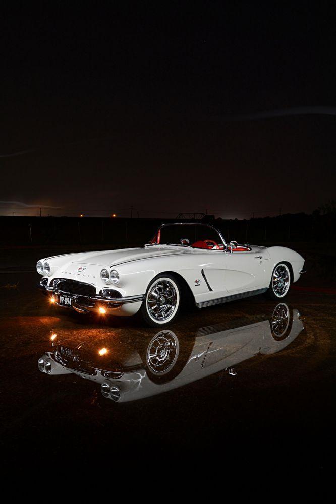 1962 Corvette LS Parkerson