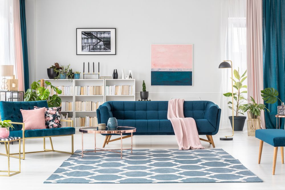 10 Blue Living Room Ideas 2020 As Timeless Concepts Today Blue