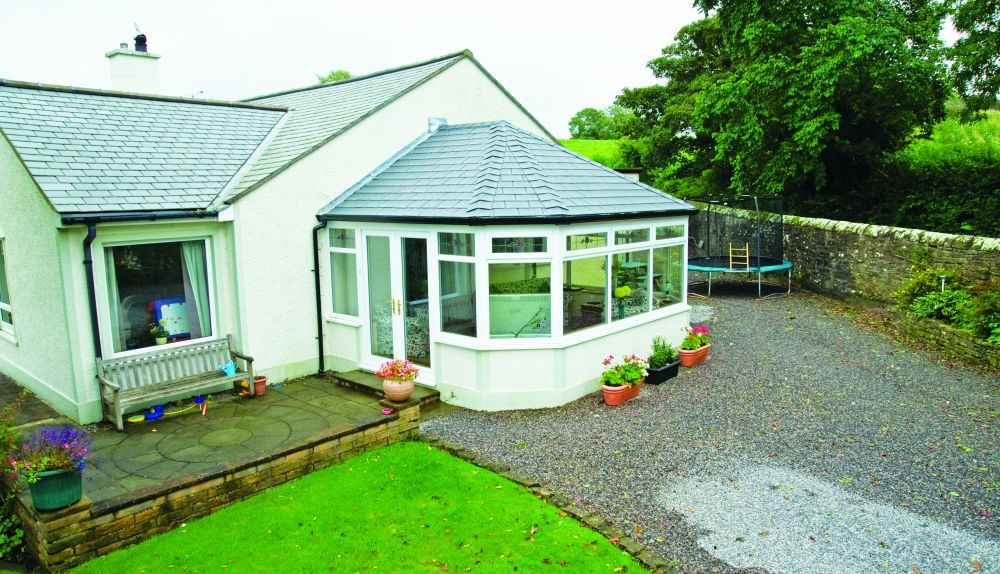 A New Conservatory Roof Will Have You Jumping For Joy