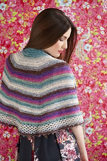 Patterns from the new Knit Noro 1-2-3 Skeins book are on Ravelry for your queuing enjoyment.