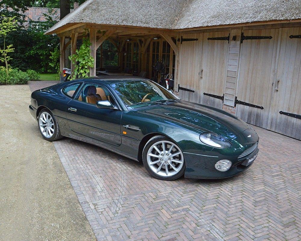 aston martin db7 vantage , manual coupé te koop bij prins classics