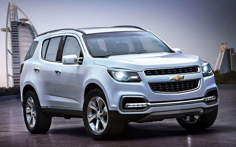 2016 Chevy Trailblazer Chevrolet Trailblazer Chevy Trailblazer
