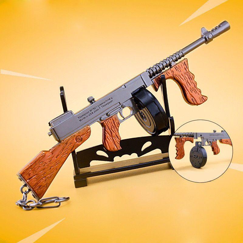 Fortnite Drum Gun Keychain Kids New Toy Model Rare Account Tsm