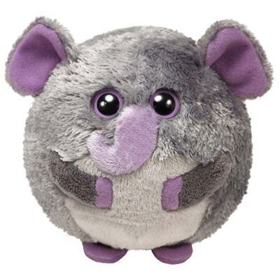 c52fd14bf9e Ty Beanie Ballz Thunder The Elephant Extra Large by Ty Inc.
