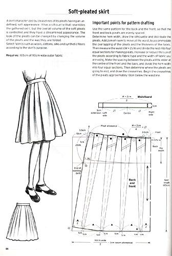 Book Garment Design Textbook 2 English Pc Skirts And Pants The First Five Garment Design Textbooks In The Bunka Fashion Series Ha Textbook Design Garment
