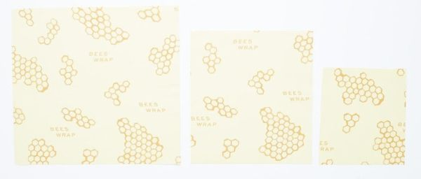 Bee's Wrap 3-pakkaus, kaikki koot