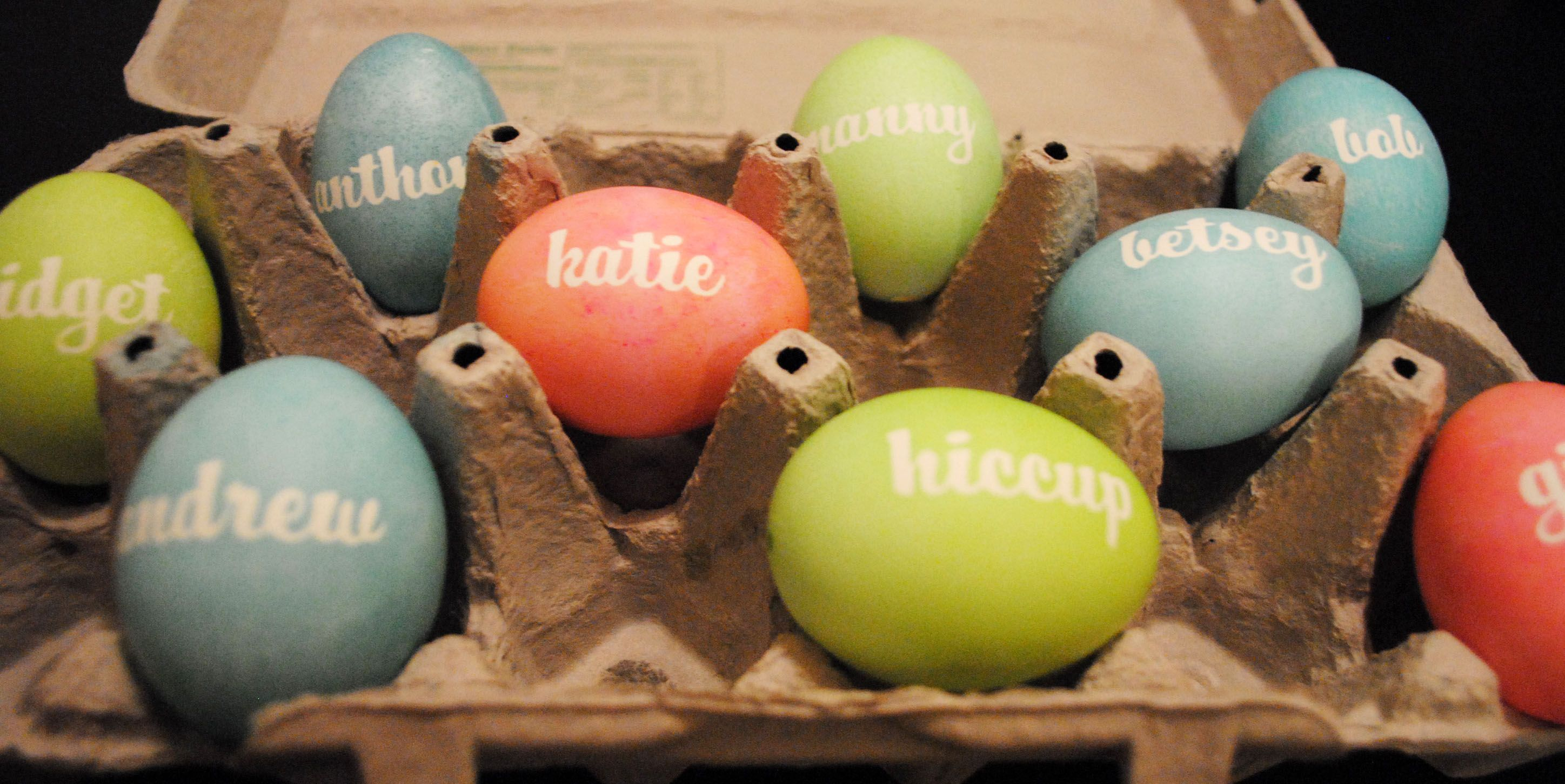 10 Fun and (Fairly) Easy Ways to Decorate Easter Eggs ... |Really Cool Easter