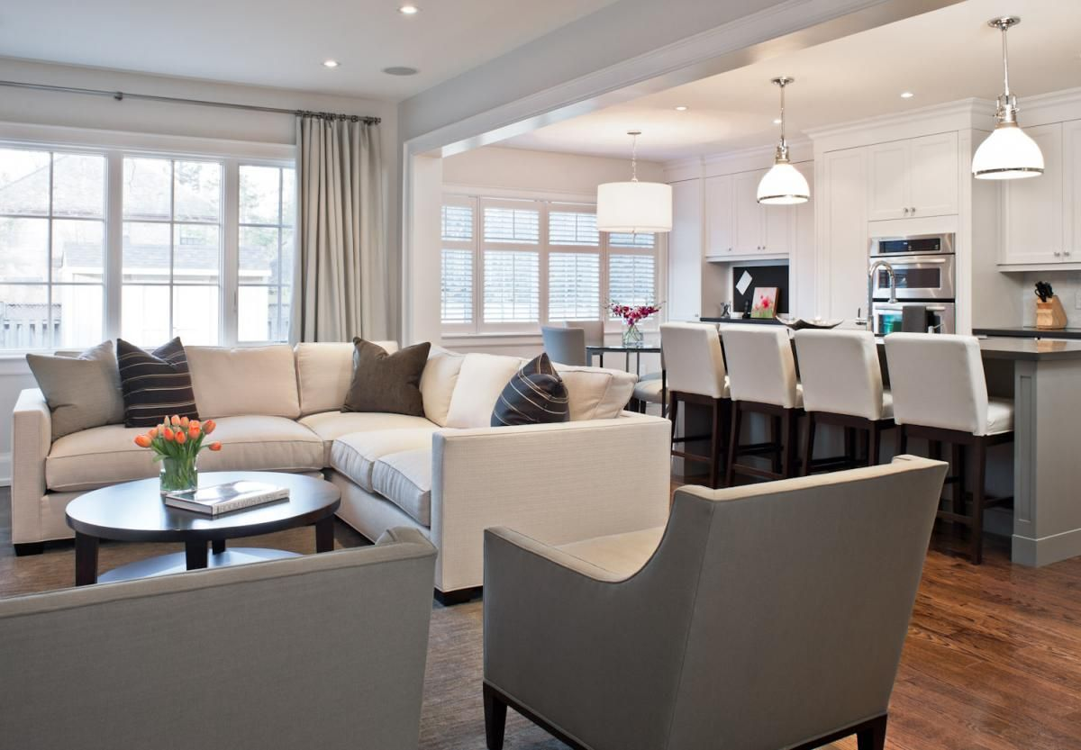 Lytton Park Kitchen Cultivate Com Great Room Layout Living Room Remodel Livingroom Layout