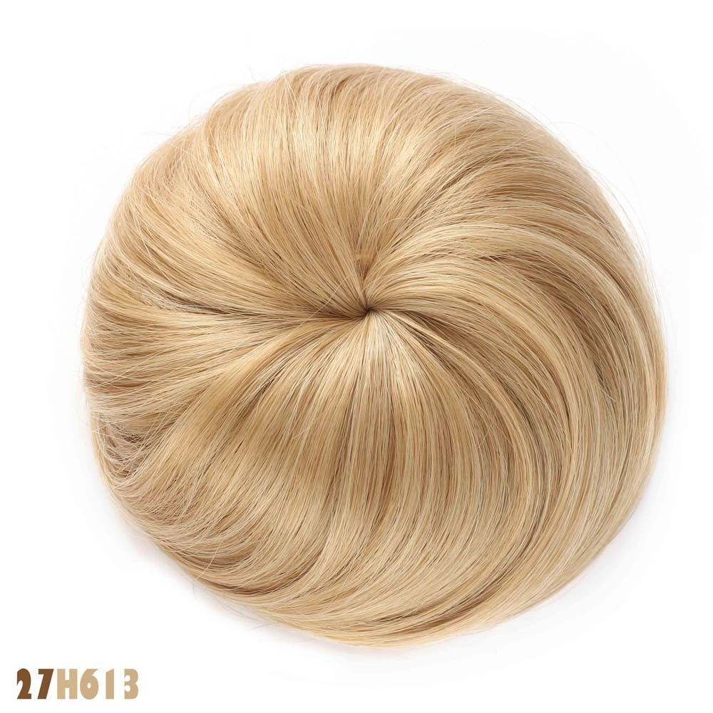 Synthetic fibre ballet donunt hair bun products pinterest products