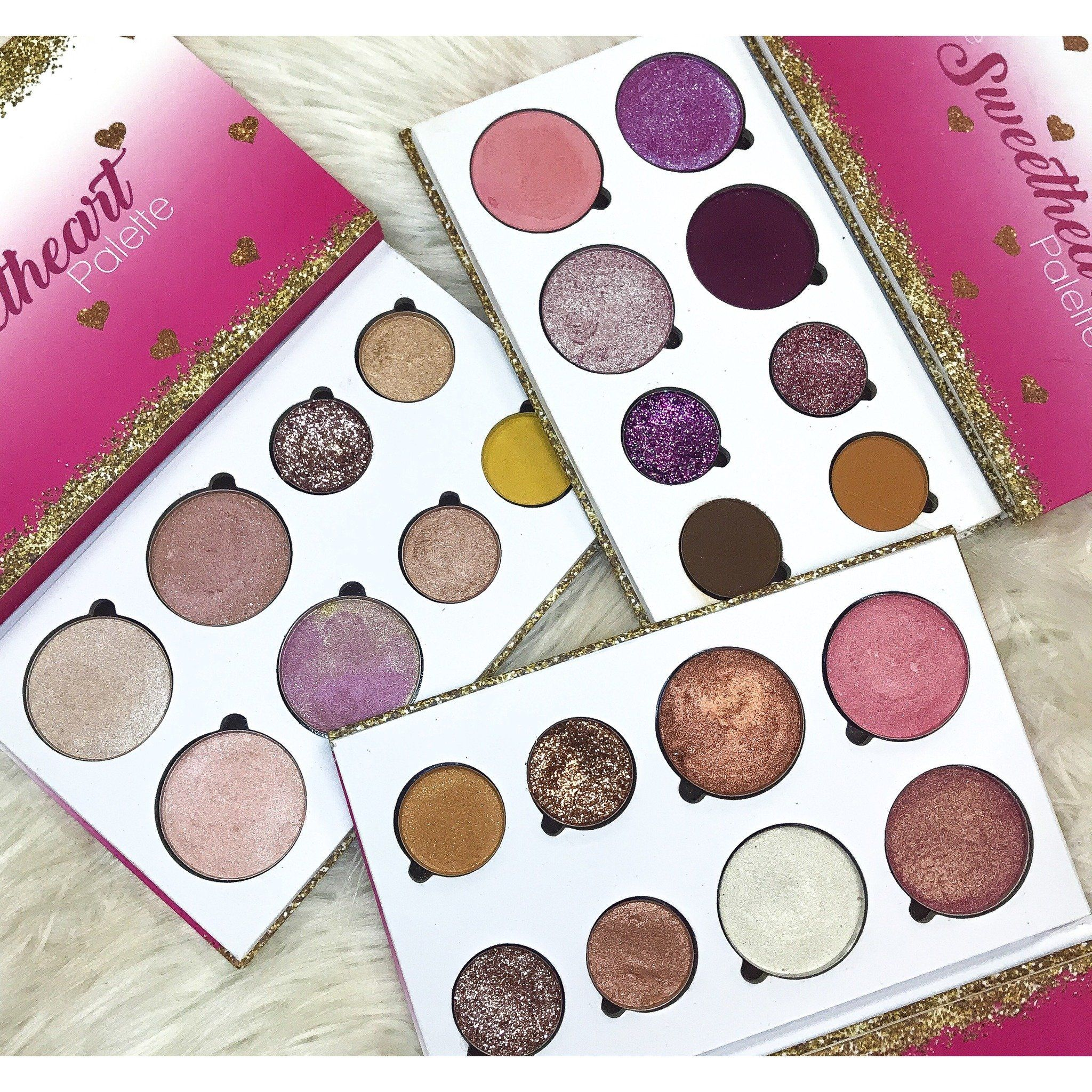 Create your own Sweetheart Palette Bundle (Any 3) Makeup