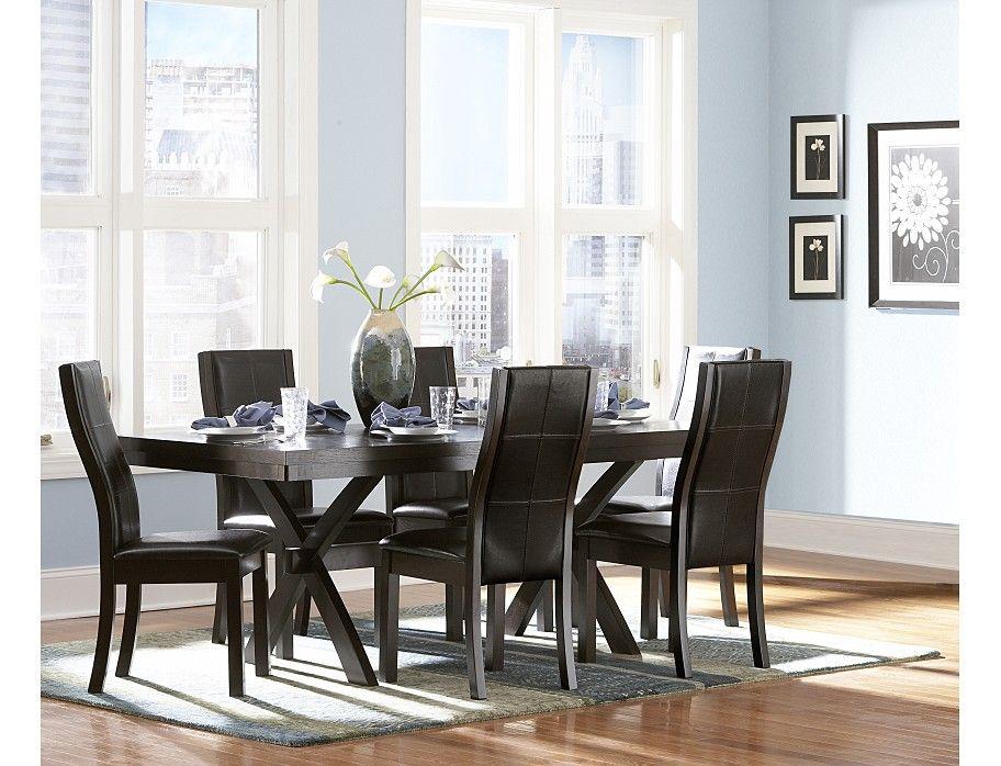 Slumberland  Glen Falls Collection  Dining Set  Z Dining Edits Classy Slumberland Dining Room Sets Design Ideas