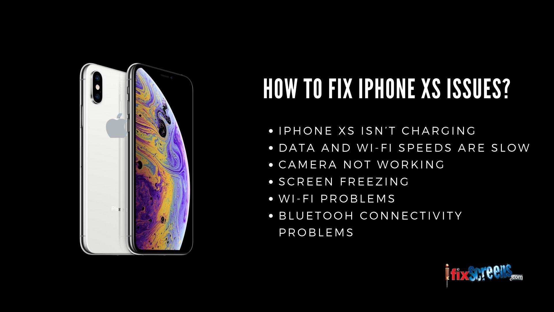 Iphone xs repair ifixscreens affordable and fast repair