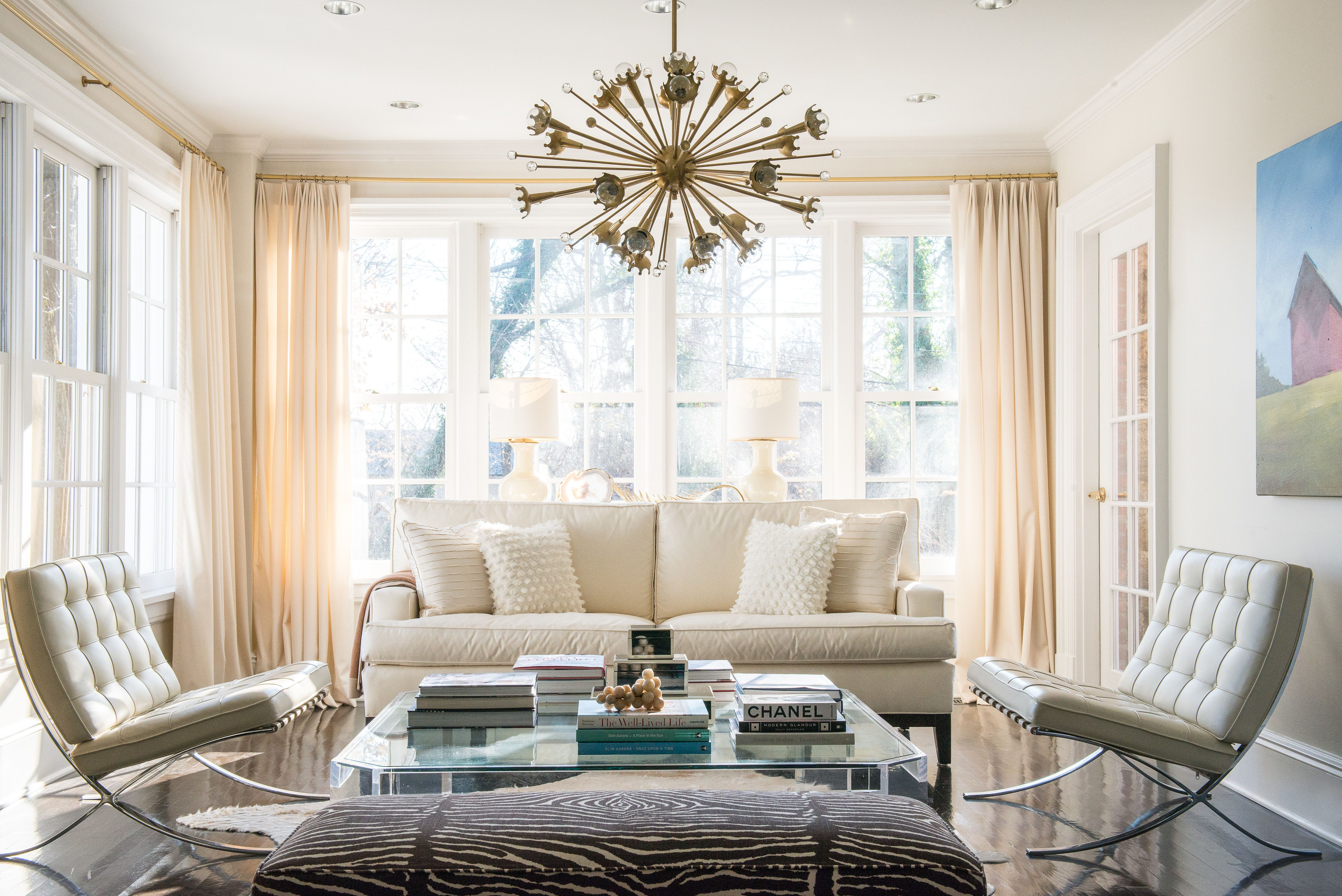 A Classic Westchester Cottage Goes Glam | Pinterest | Mid century ...