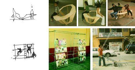 Urban Furniture Design urban prosthetics: 10 interactive public furniture designs | stuff