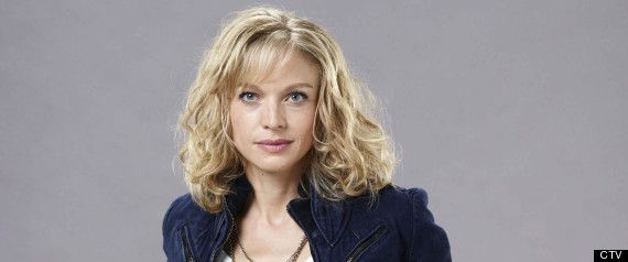 -KRISTIN-LEHMAN-MOTIVE | Hollywood top actress. Curly hair styles. Kristin lehman