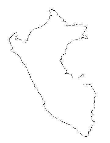 Peru Karte Umriss.Geography Peru Peru Tattoo Map Tattoos Peru Map