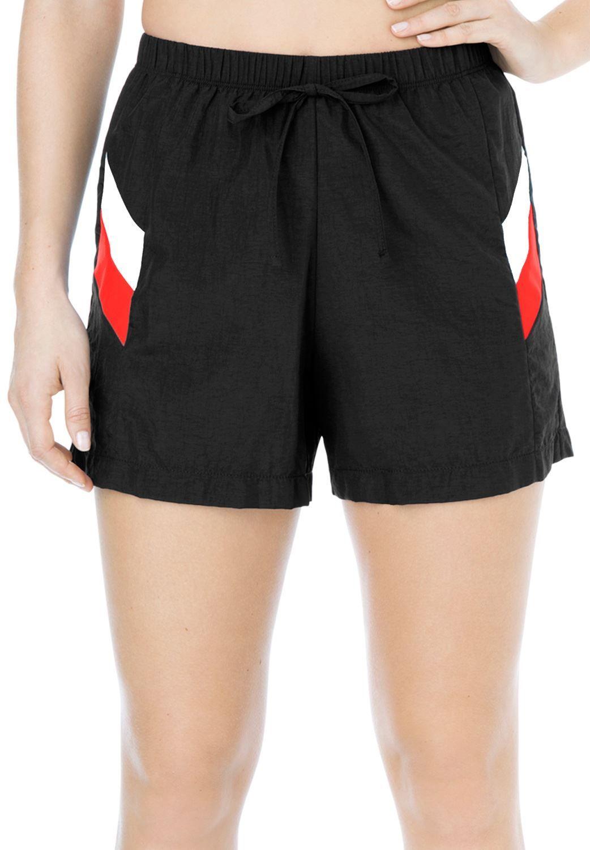 f04ca3ab3a9 Plus Size Swimsuit, board shorts in Taslon® | pretty | Plus size ...