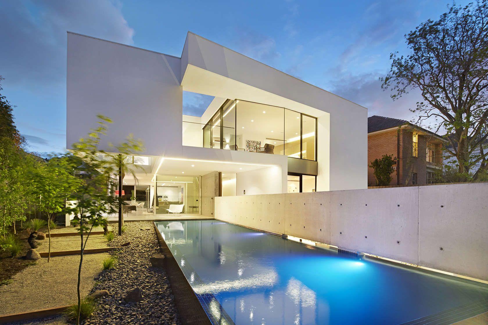 Boandyne house by svmstudio casas minimalistas for Arquitectura y diseno de casas modernas
