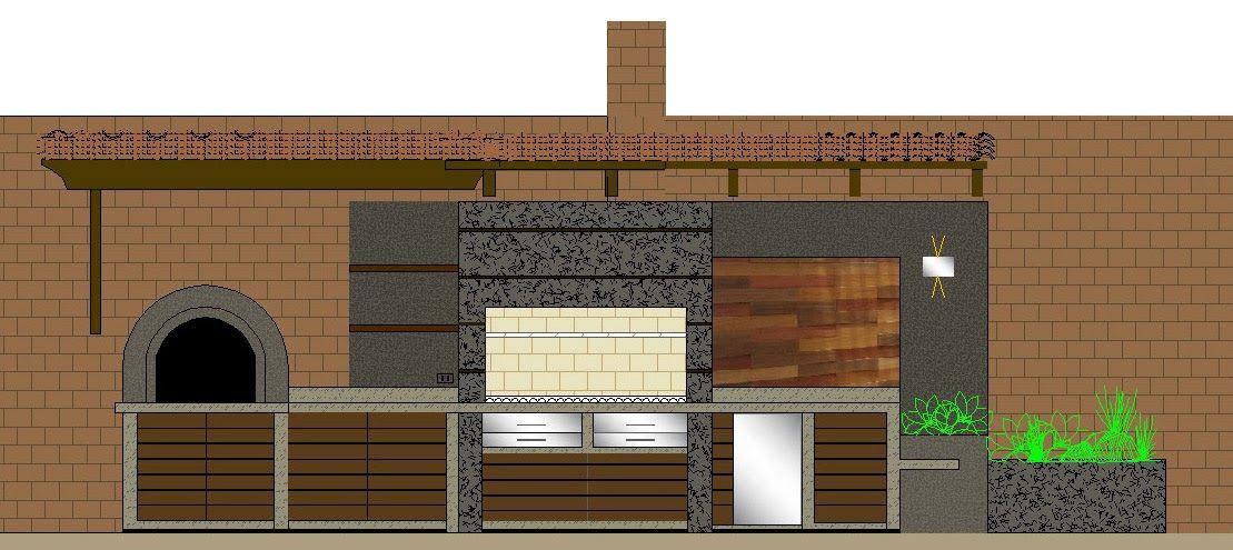 Oniria Diseño y Ejecución de Parrillas en Terrazas Bar