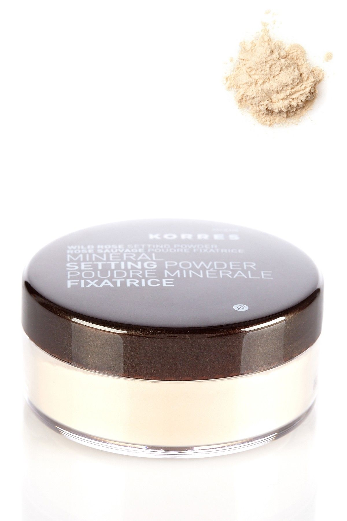 KORRES Wild Rose Mineral Setting Powder (With images
